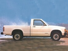 1993 Chevrolet S Truck S10 Pick UP