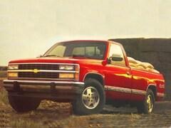 1993 Chevrolet C/K 1500 4WD Reg Cab Truck