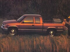 Used 1993 Chevrolet K1500 Base Truck Extended Cab Helena, MT