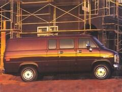 1993 Chevrolet Chevy Van Base Van Cargo Van