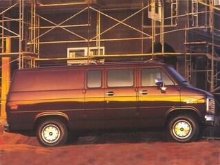 1993 Chevrolet Chevy Van G20 125IN WB Van Cargo Van