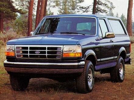1993 Ford Bronco XLT XLT