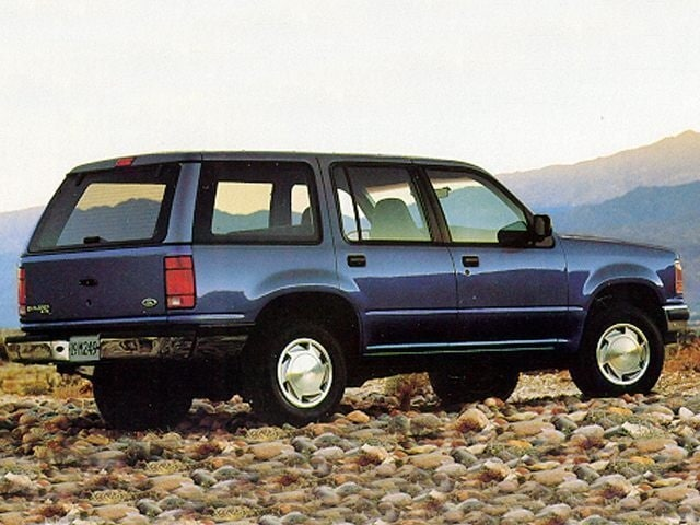 1993 Ford Explorer Limited (STD is Estimated) SUV