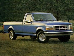 1993 Ford F-150 XL Truck Regular Cab