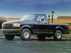 1993 Ford F-150 Short Bed Truck