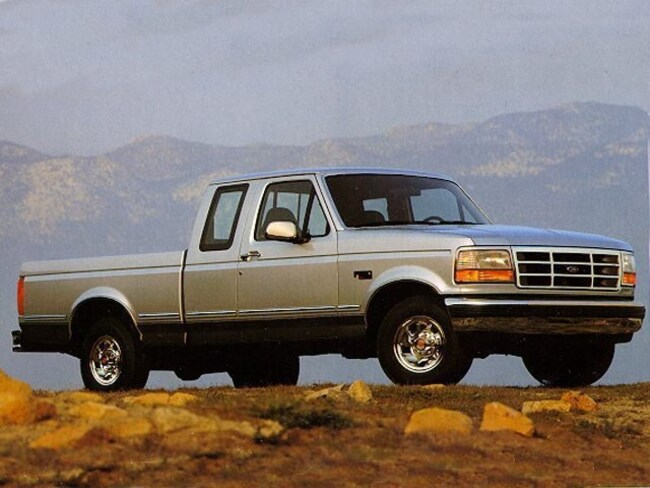 1993 Ford F-150 XL Truck Super Cab