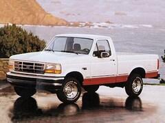 1993 Ford F-250 HD Styleside 133 WB 4WD Truck
