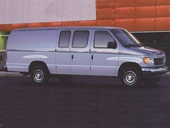 1993 Ford E-150 Base Van Cargo Van