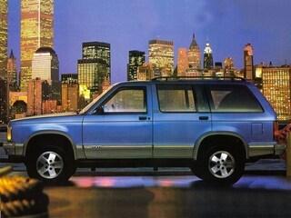 1993 GMC Jimmy SUV
