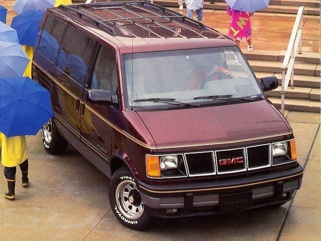 1993 GMC Safari M10 Van XT Extended Passenger Van