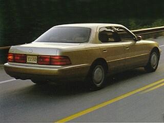 1993 LEXUS LS 400 Sedan