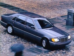 1993 Mercedes-Benz 400 4.2 Sedan