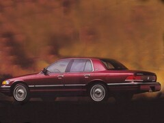 1993 Mercury Grand Marquis LS Sedan