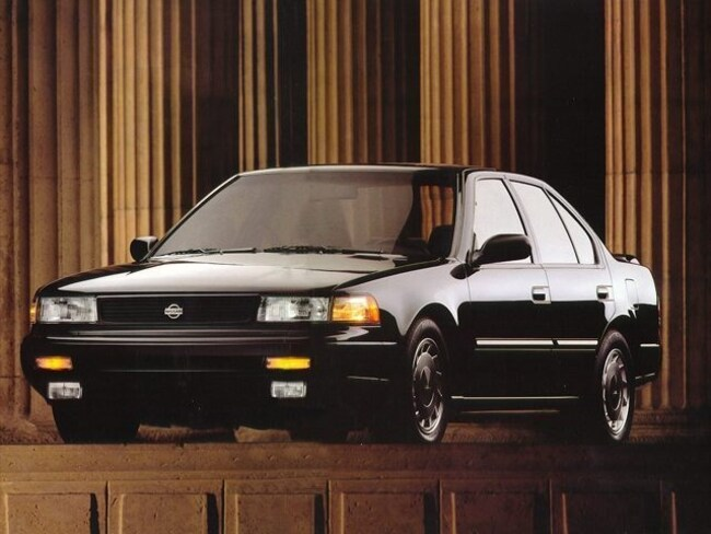 1993 Nissan Maxima GXE Sedan for sale in Sanford, NC at US 1 Chrysler Dodge Jeep