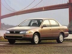 1993 Toyota Corolla Standard Sedan