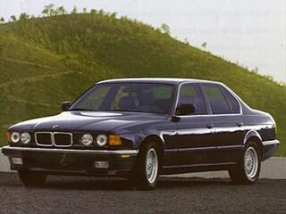 1994 BMW 740iL iL Sedan