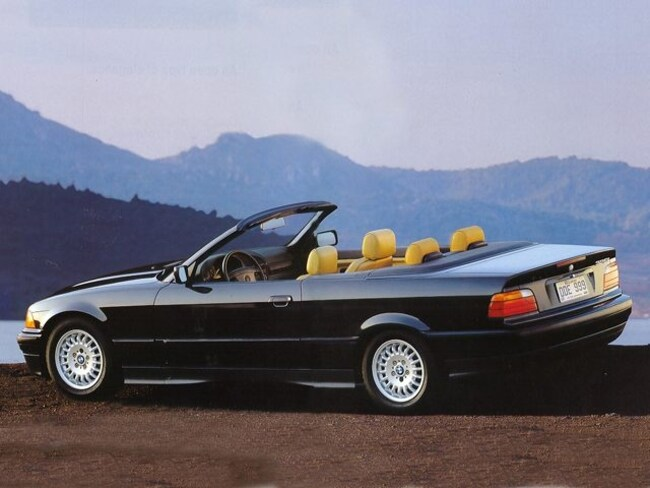 Used 1994 BMW 3 Series For Sale Kerrville, TX | Stock# RJD37360 ...
