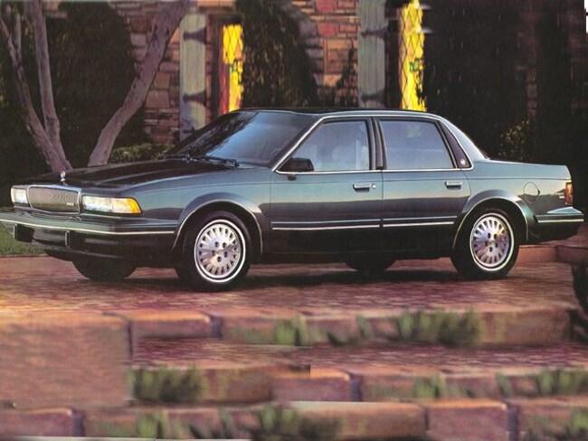 1994 buick century oil capacity