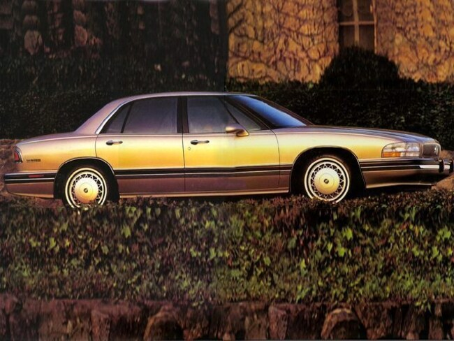 Used 1994 Buick Lesabre 4dr Sedan Custom Hartford, KY