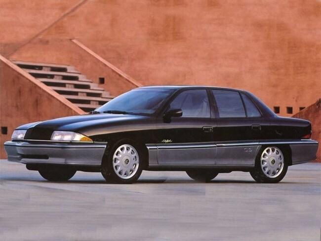 1994 Buick Skylark Custom Sedan