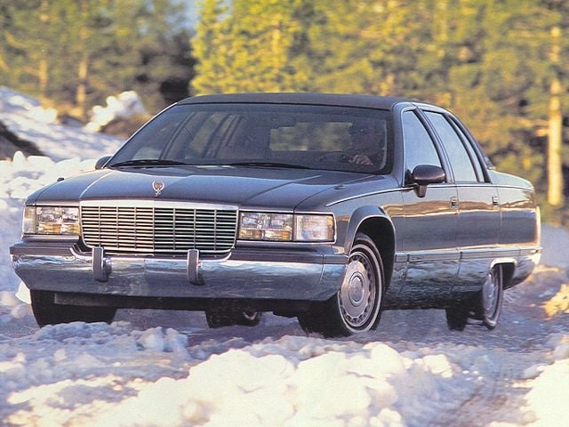 1994 Cadillac Deville Base Sedan
