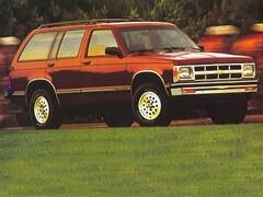 1994 Chevrolet S-10 Blazer Base SUV