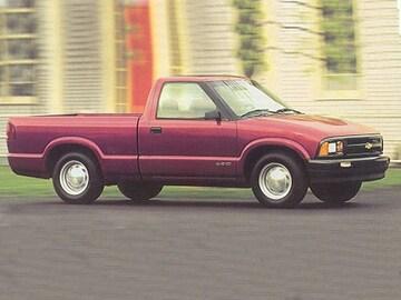 1994 Chevrolet S-10 Truck
