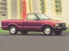 1994 Chevrolet S-10 Truck Standard Cab