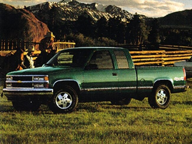 1994 Chevrolet K1500 Cheyenne Truck Extended Cab