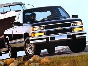 1994 Chevrolet K2500 Cheyenne Fleetside Truck Extended Cab