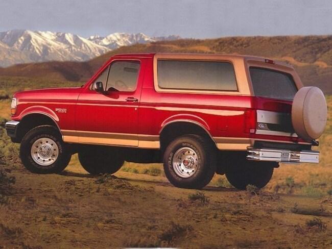1994 Ford Bronco SUV