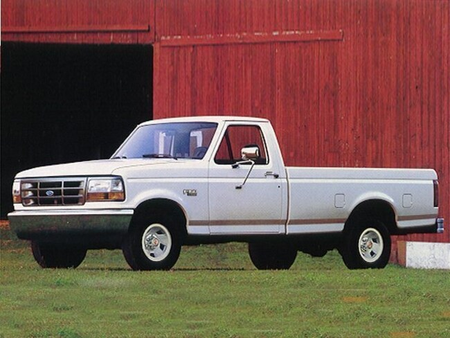 1994 Ford F-150 XL Short Bed Truck