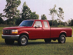 1994 Ford F-150 Series Cab-Chassis