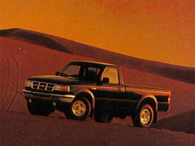 Used 1994 Ford Ranger XLT Truck Regular Cab in New Bern