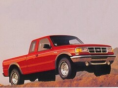 1994 Ford Ranger STX 4x2 Super Cab 125.1 in. WB Truck Super Cab
