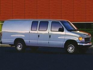 1994 Ford E-150 Base Van Cargo Van