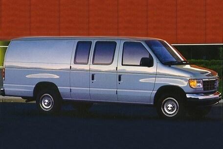 1994 Ford E-150 Base (STD is Estimated) Van Cargo Van