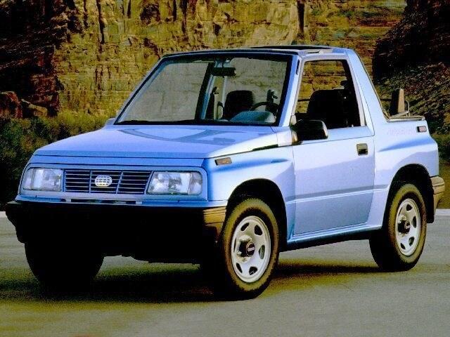 1994 Geo Tracker SUV