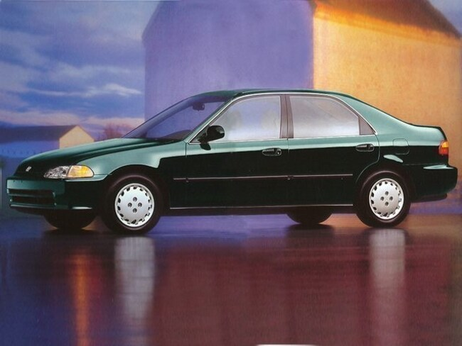 1994 Honda Civic LX Sedan