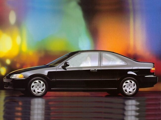 1994 civic ex coupe hp