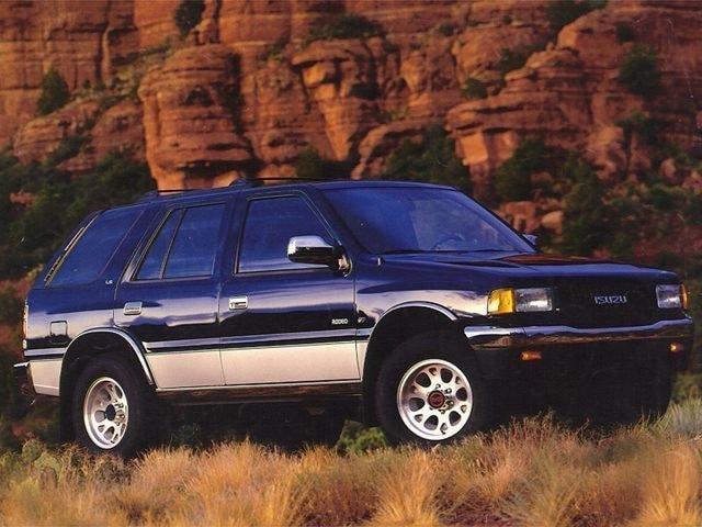 1994 Isuzu Rodeo S