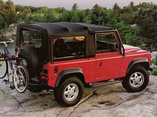 1994 Land Rover Defender 90 Soft Top SUV