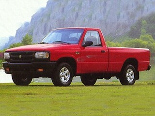 1994 Mazda B3000 SE Truck Standard Cab