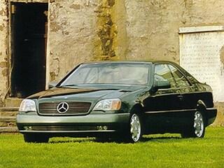 1994 Mercedes-Benz S-Class Base Coupe