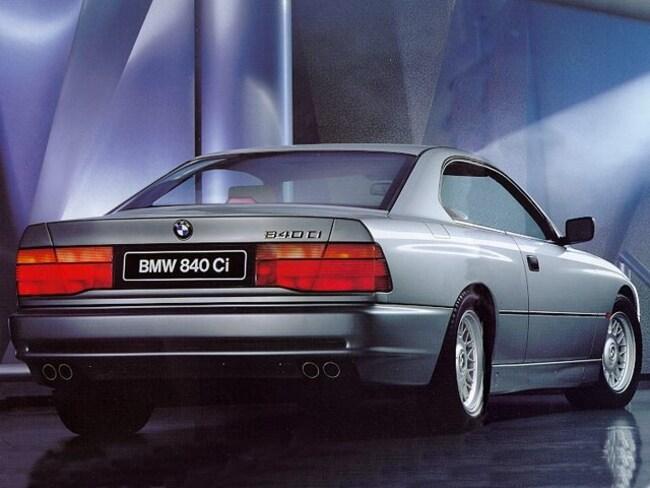 1995 BMW 8 Series 840Ci Coupe