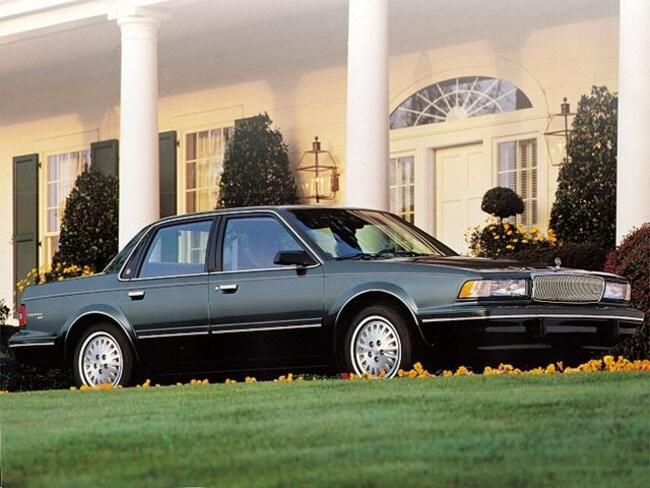 Used 1995 Buick Century Sedan P17682 in Marysville, WA