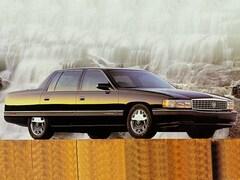 Used 1995 CADILLAC DEVILLE Concours Sedan in El Paso, TX