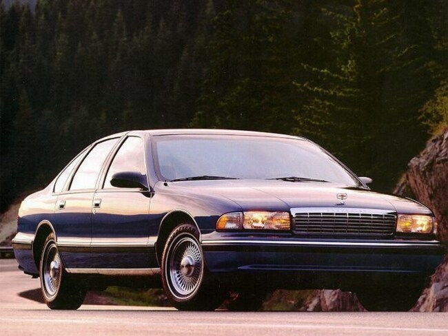 Used 1995 Chevrolet Caprice Classic Sedan For Sale Hudson, MI