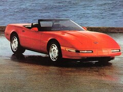 1995 Chevrolet Corvette Base (STD is Estimated) Convertible