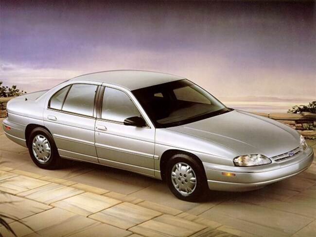 1995 Chevrolet Lumina LS Sedan